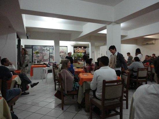 Hotel Termas: Restaurante