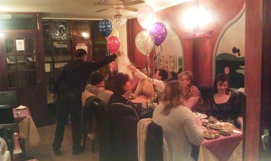Sidmouth Tandoori: Great for special occasions too