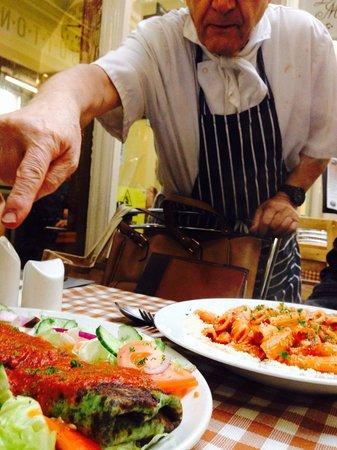 Restaurant Minuet: HomeMade italiano
