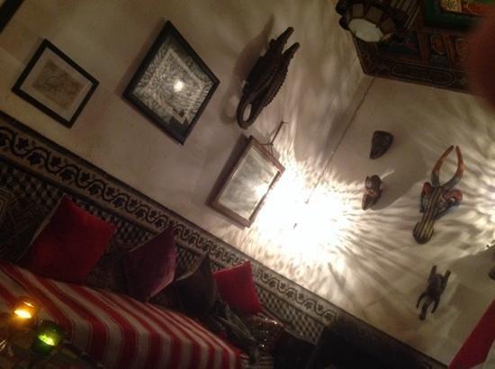 riad Tibibt : le salon africain
