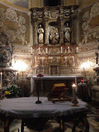 Duomo di Catania: Beautiful Chapel