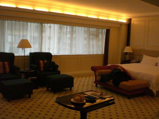 Crowne Plaza Hotel & Suites Landmark Shenzhen: Guestroom look