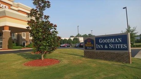 horn lake best western is called goodman suites picture of best