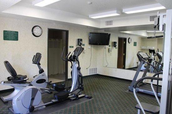 Quality Inn near Fort Riley: Exercise Room