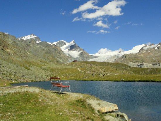 Zermatt-Matterhorn Ski Paradise: Paz! Quer lugar mais paradisíaco!