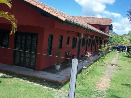 Pousada Avo Isaura: habitaciones nuevas
