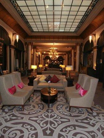 Paris Marriott Opera Ambassador Hotel: Lobby