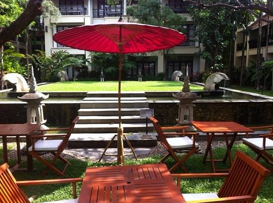 Bodhi Serene Hotel : Very relaxing