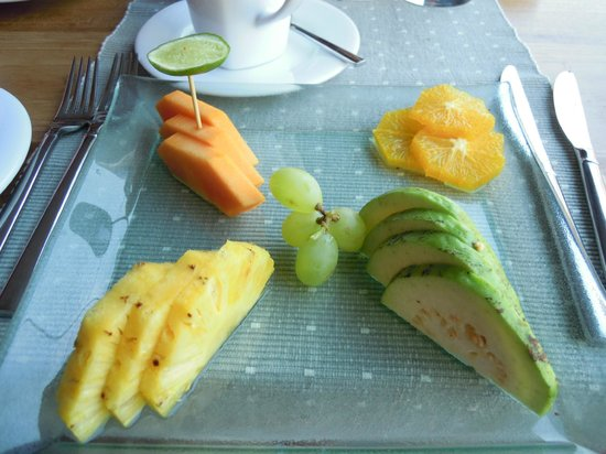 Colombo Court Hotel & Spa: 朝食