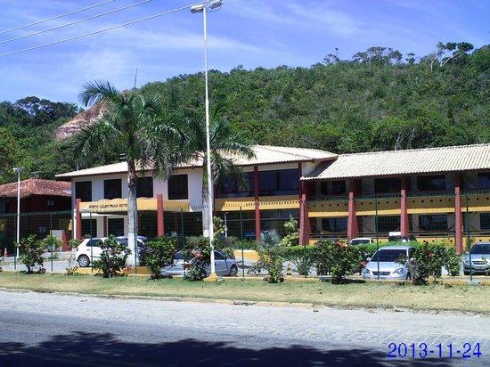 Porto Calem Praia Hotel: Bonito e bem conservado externamente