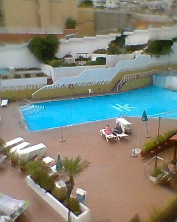 Catalonia Punta del Rey: pool view from room