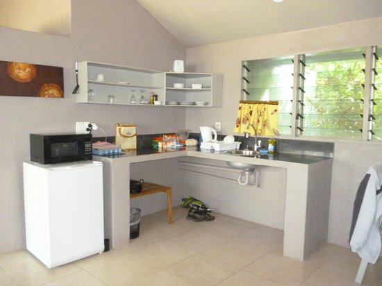 Savaii Lagoon Resort: No 7 Kitchen