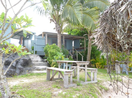 Savaii Lagoon Resort: Studio
