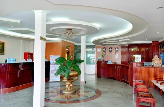 Asia Hotel : Reception