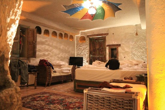 Cappadocia Cave Suites: Charming rooms