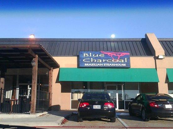 Bluecharcoal: The outside view