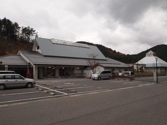 Ise Honkaido Mitsue Michi-no-Eki : 全景