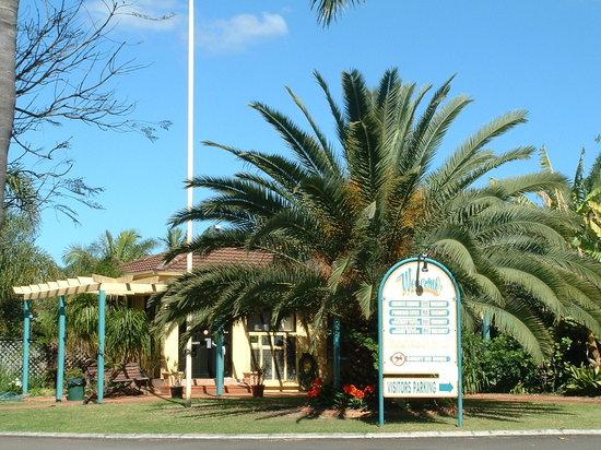Coastal Palms Holiday Park