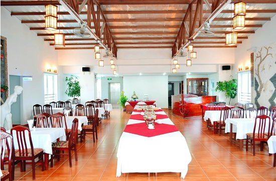 Asia Hotel Can Tho : Restaurant