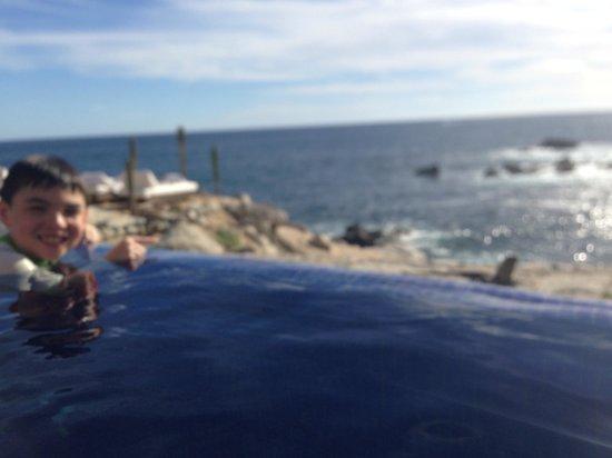 Hacienda Encantada Resort & Spa : Infinity pool