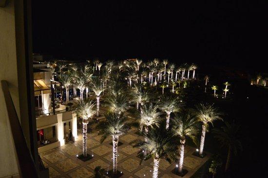 Park Hyatt Abu Dhabi Hotel & Villas: View from balcony