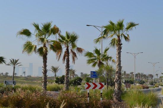 Park Hyatt Abu Dhabi Hotel & Villas: Park Hyatt Grounds