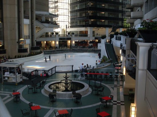Dallas Marriott City Center : Muito legal