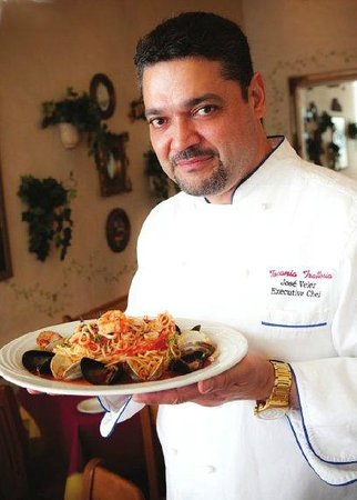 Toscania Trattoria: Chef / Owner