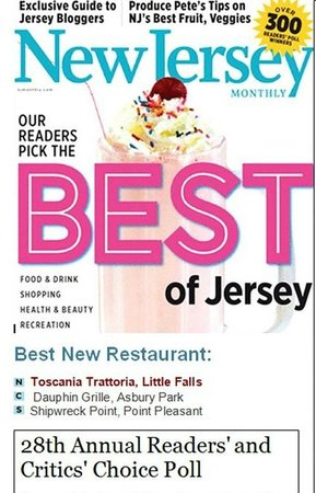 Toscania Trattoria: Best New Restaurant