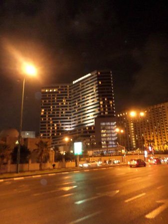 InterContinental David Tel Aviv: view from outside