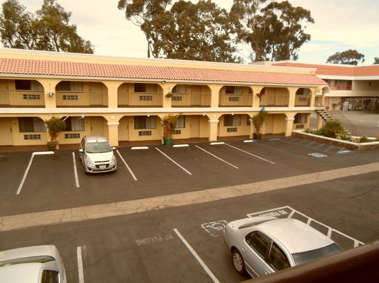 Econo Lodge Inn & Suites El Cajon San Diego East : general appearence of the hotel was good