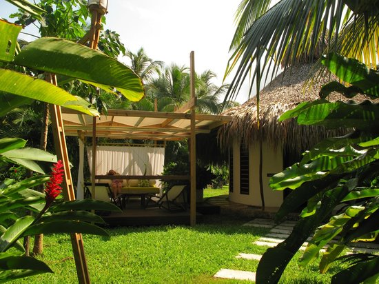 Merecumbe Hotel: Habitación. terraza