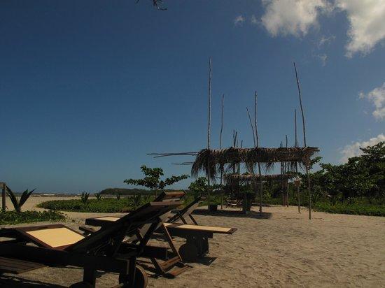 Merecumbe Hotel: Playa
