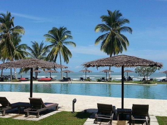 Damai Puri Resort & Spa: View from my room....