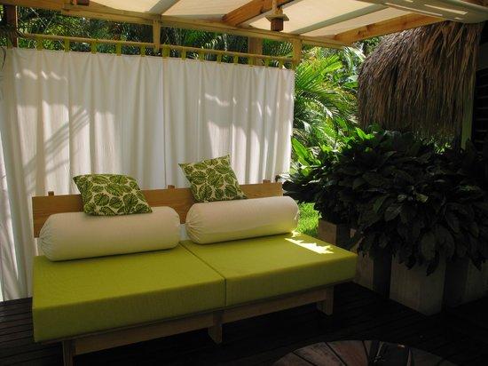 Merecumbe Hotel: terraza