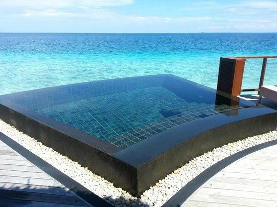 Constance Halaveli : In-Villa Pool
