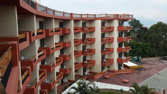 Porta Hotel Del Lago : Porta