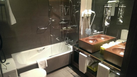 Vincci Soho: bathroom