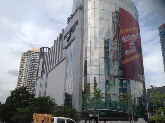 Hua Chang Heritage Hotel: The Platinum Fashion Mall
