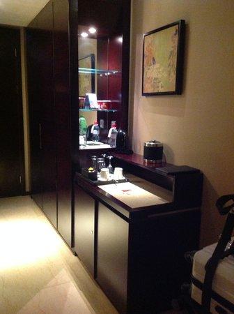 The QUBE Pudong : Tee Bar