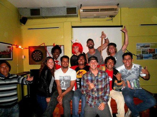 Pukana Surf school: el mejor team!!!
