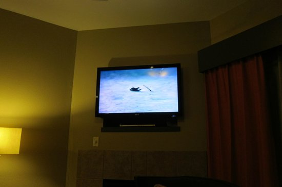 BlueGreen Odyssey Dells: tv in every room