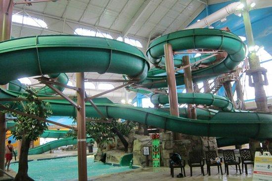 BlueGreen Odyssey Dells : Indoor Waterpark