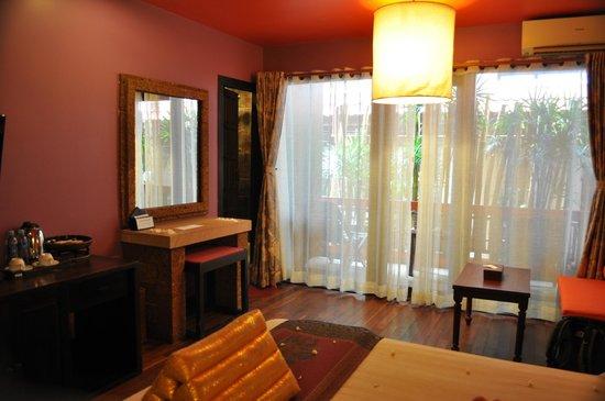 Golden Temple Hotel: our suite