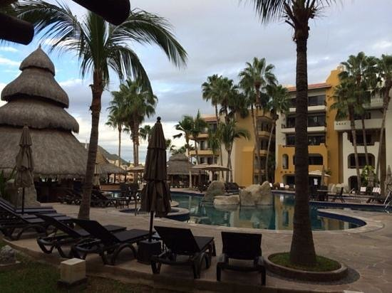Marina Fiesta Resort & Spa : view from room 123