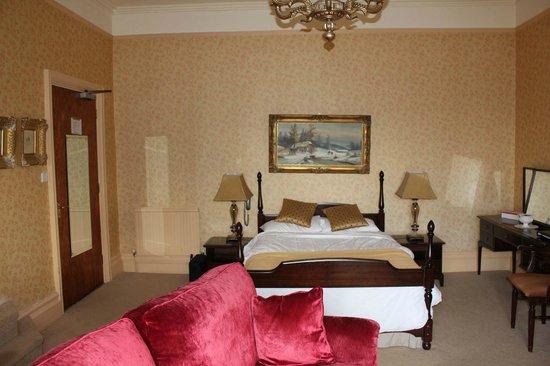 Regency House Hotel: Balcony Room