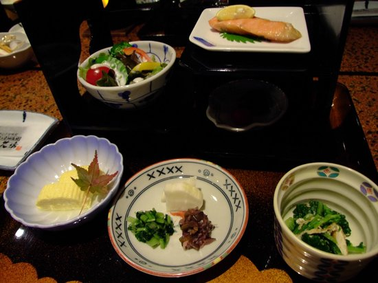 Ohanabo: 朝食