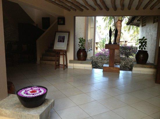 Neptune Pwani Beach Resort & Spa: spa entrance