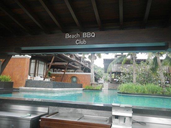 Mai Samui Resort & Spa : One of the pool bars