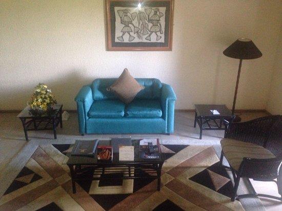 Elephant Hills Resort: Lounge area